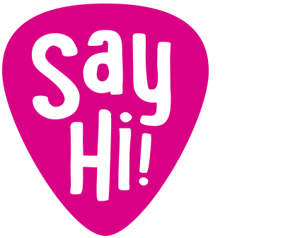 say hi website